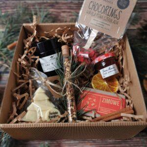 Pudełko świąteczne - Eventy i prezenty