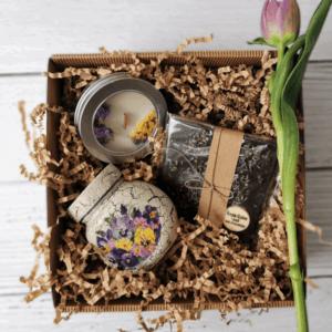 kwiatowa paczka - eventy i prezenty